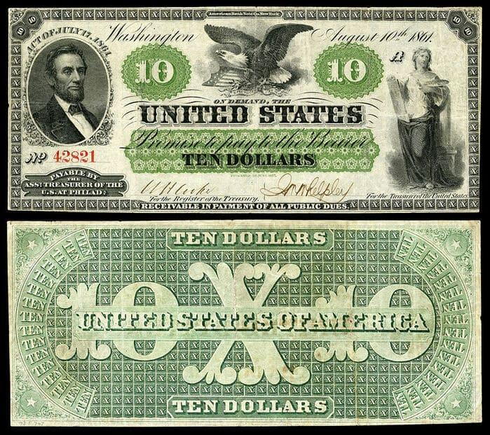Почему доллар называют баксом и обозначают символом $?