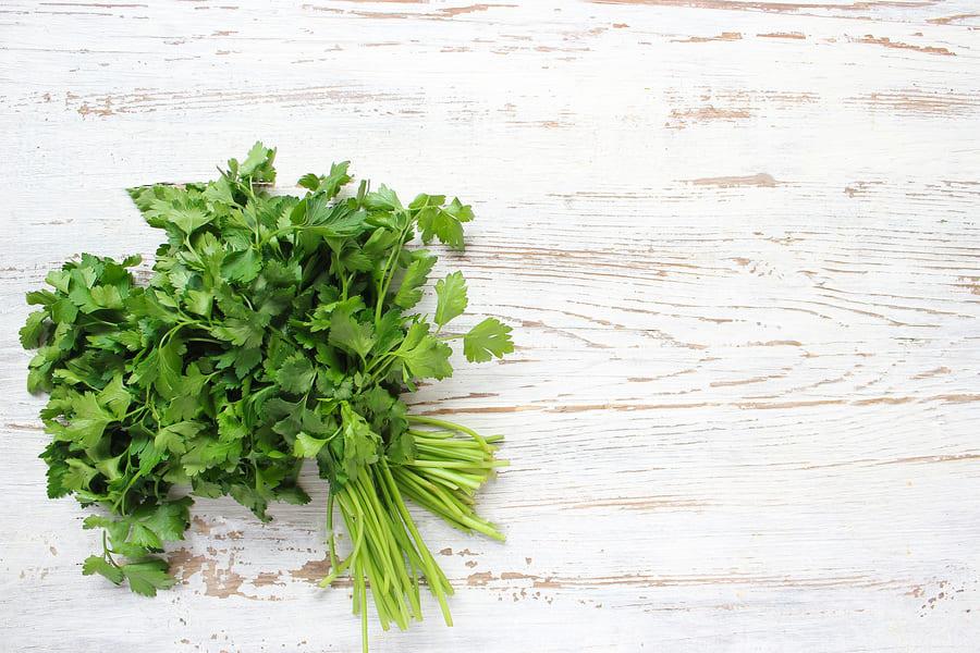 Листовая зелень – продукт, замедляющих старение организма