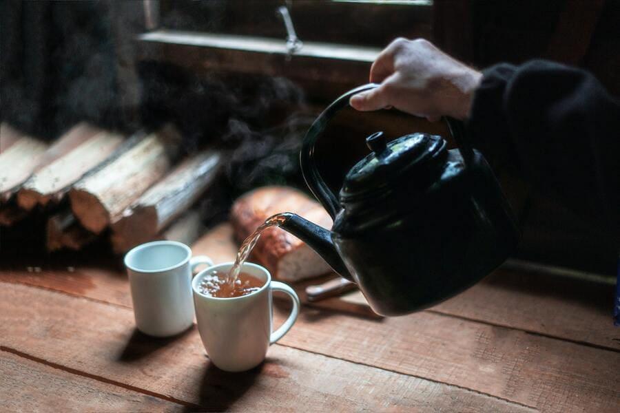 Зелёный чай – продукт, замедляющих старение организма