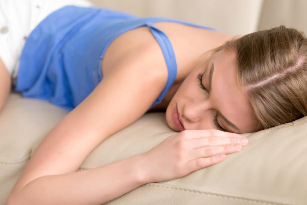 Как медитация влияет на сон