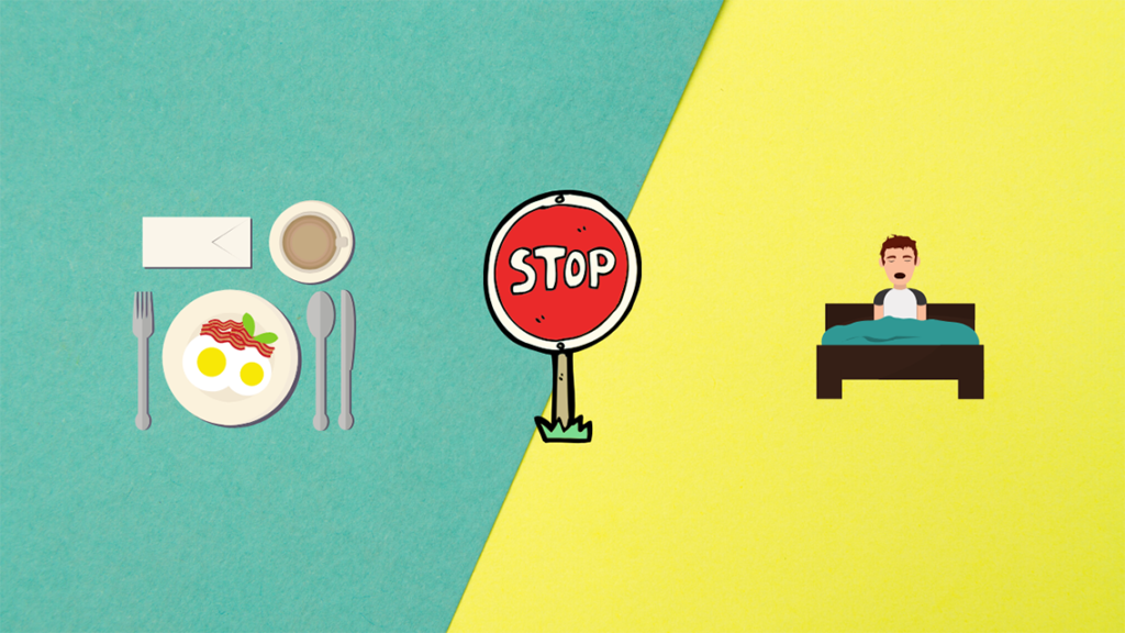 Не завтракайте сразу после пробуждения