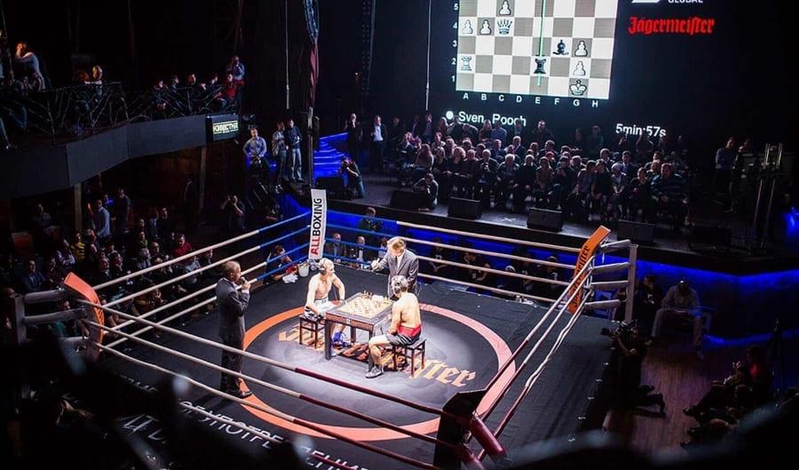 Как же проходят турниры по шахбоксу?