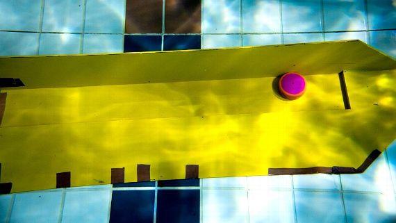 Ворота в подводном хоккее