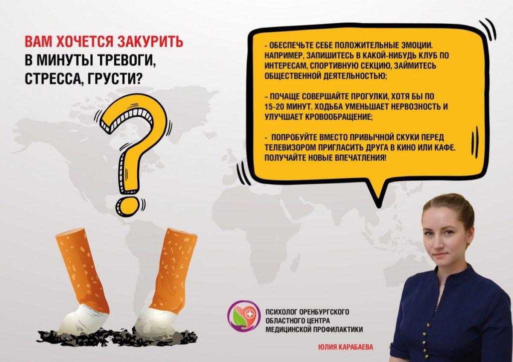 Помогает ли курение снять стресс