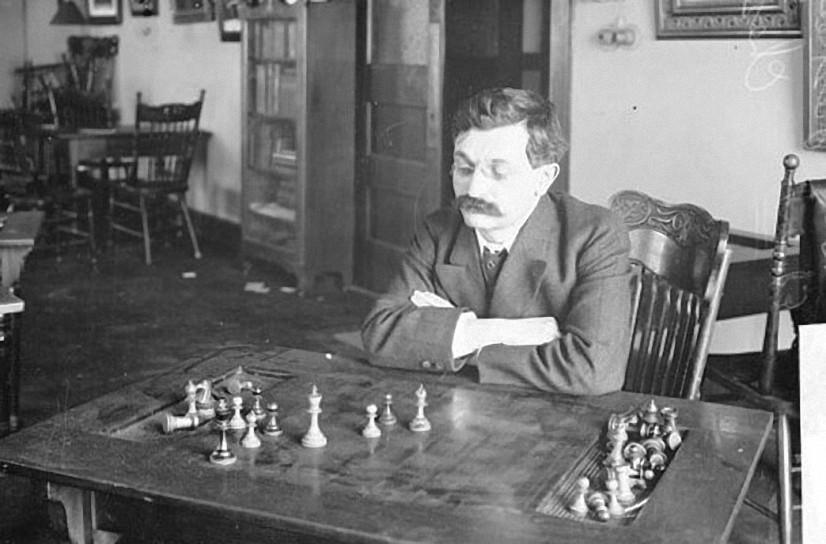 Эммануэль Ласкер