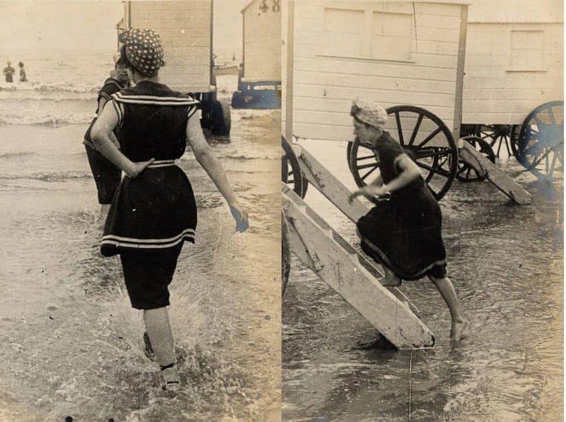 Зачем были нужны купальные машины