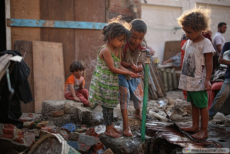 Египетские дети