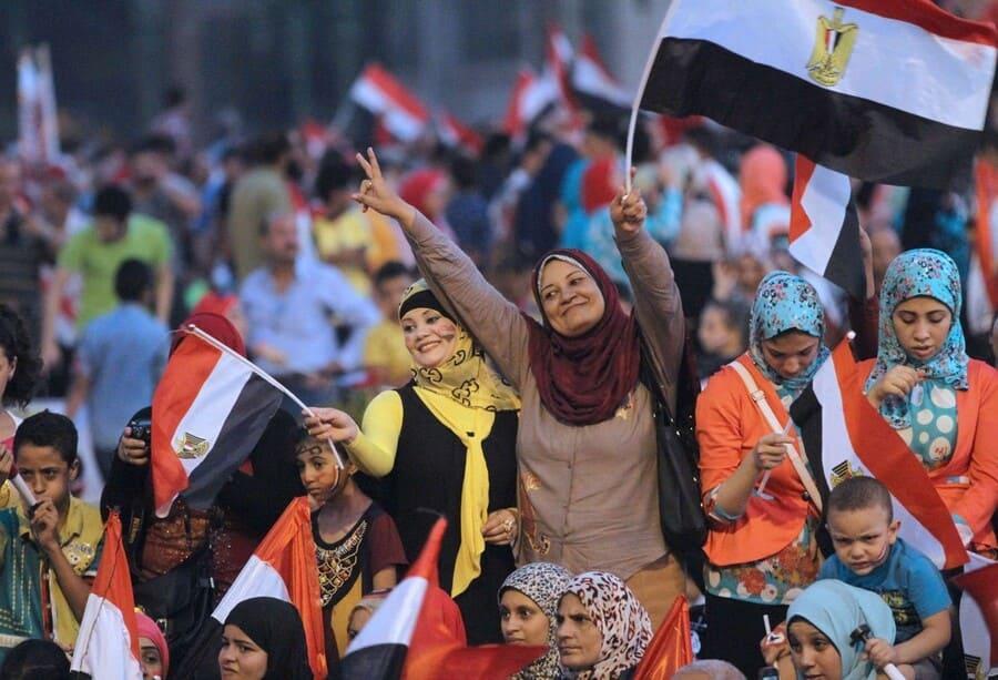 Факт №4: Каир признан самым опасным мегаполисом для женщин