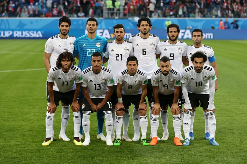 Национальная команда 7 раз выигрывала Кубок африканских наций