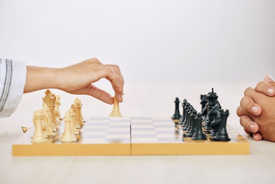Как получить разряды по шахматам: инструкция по выполнению