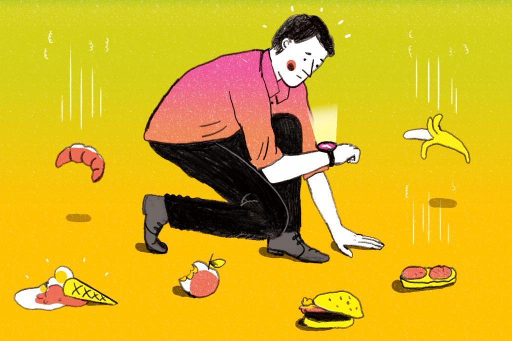 Миф № 5: Микробы не успевают проникнуть в упавшую еду, если её поднять с пола за 5 секунд