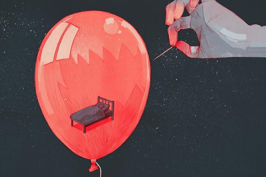 Почему не снятся сны: основные причины
