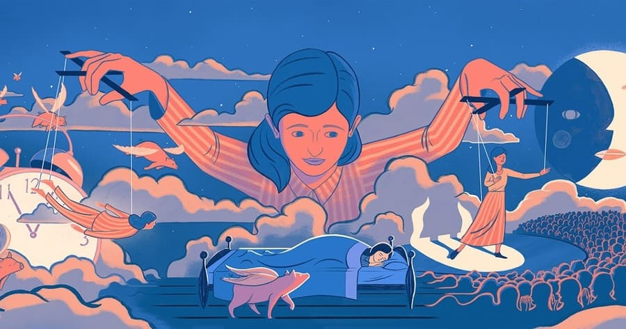 Зачем записывать сны: какая польза от дневника сновидений