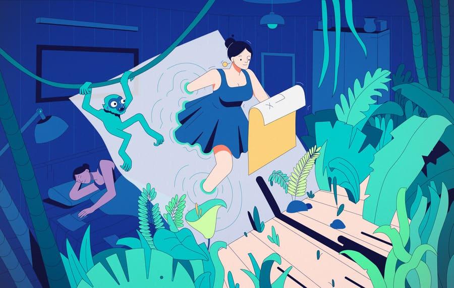 Как запоминать сны и нужно ли для этого их записывать: правила и рекомендации
