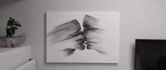 Можно ли рисовать карандашом на холсте – 5 примеров для начинающих
