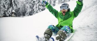 Топ-7 необычных зимних видов спорта