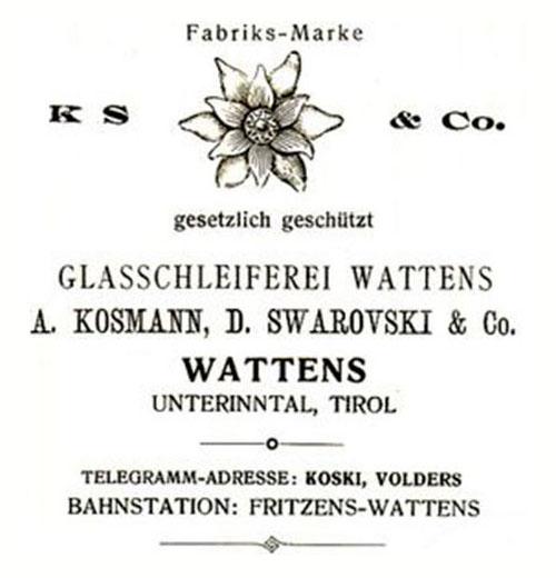 Логотип компании Swarovski