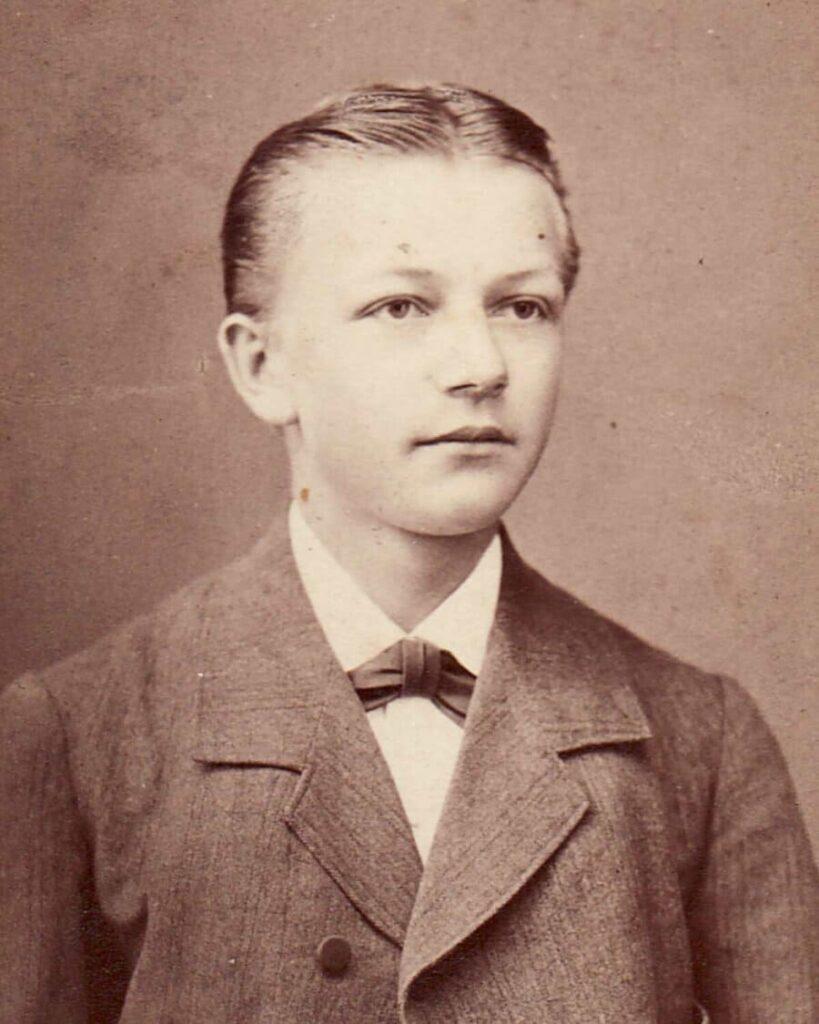 Детство и юность Даниэля Сваровски