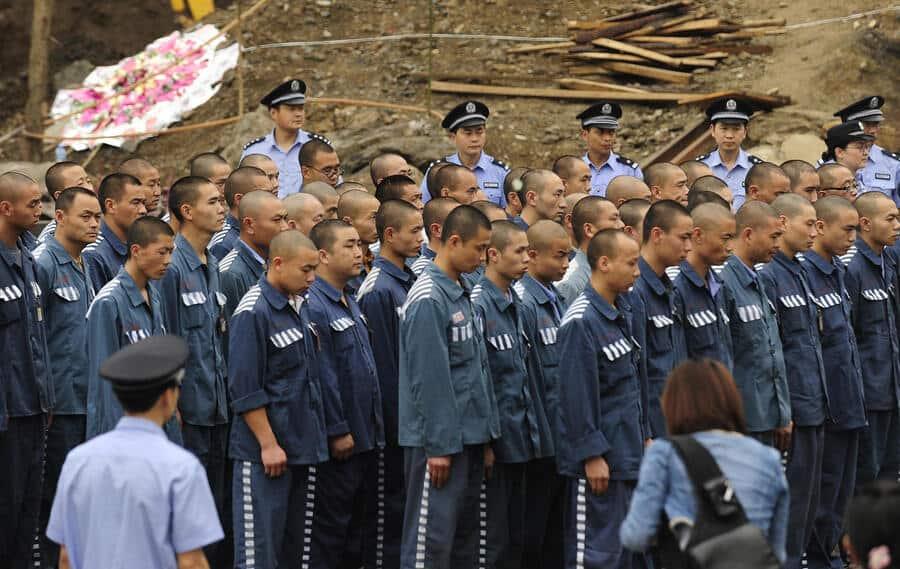 Китайских заключённых заставляли зарабатывать виртуальную валюту в онлайн-играх
